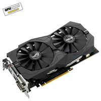 ASUS STRIX-GTX1050TI-4G-GAMING / 1290-1392MHz / 4GB D5 7GHz / 128-bit / 2x DVI + HDMI + DP / 150W (6)