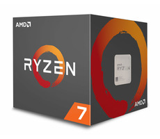 AMD RYZEN 7 1800X @ 3.6GHz / Turbo 4.0GHz / 8C16T / 768kB L1 4MB L2 16MB L3 / AM4 / Zen-Summit Ridge / 95W