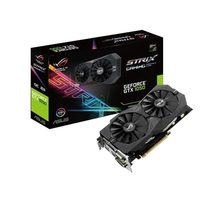 ASUS STRIX-GTX1050-O2G-GAMING / 1442-1569MHz / 2GB D5 7GHz / 128-bit / 2x DVI + HDMI + DP / 150W (6)