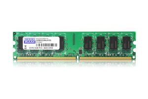 GOODRAM 1GB / DDR 2 / 667MHz / CL5 / 1.8V