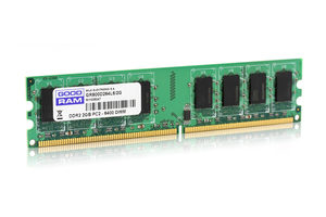 GOODRAM 2GB / DDR 2 / 800MHz / CL6  / 1.8V