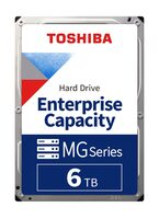 "Toshiba  Enterprise MG 6TB /  3.5"" / 7200 rpm / 128MB cache / SATA III / interní"