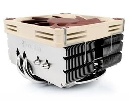 Noctua NH-L9x65 SE-AM4 low-profile / 92 mm / SSO2 Bearing / 23.6 dB @ 2500 RPM / 57.5 m3h / AMD AM4
