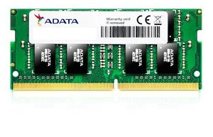 ADATA Premier Series 4GB / DDR4 / SO-DIMM / 2400MHz / CL17 / 1.2V