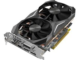 ZOTAC GeForce GTX 1080 Mini / 1620-1759MHz / 8GB D5X 10GHz / 256-bit / DVI, HDMI, 3x DP / 180W (8)