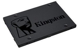 Kingston Flash SSD 480GB A400 SATA3 2.5 SSD (7mm height)