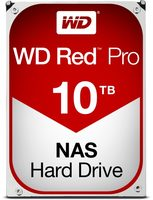 "WD HDD 10TB Red Pro / HDD / 3.5"" SATA III / 7 200 rpm / 256MB cache / 3y"