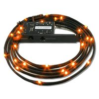 NZXT CB-LED20-OR osvětlení 24x Orange LED Sleeve / 24xLED / 2m