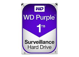 "WD Purple 1TB / HDD / 3.5"" SATA III / 5 400 rpm / 64MB cache / 3y"