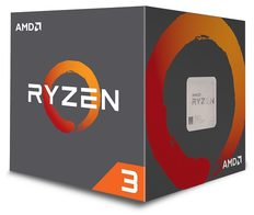 AMD RYZEN 3 1300X @ 3.5GHz / Turbo 3.7GHz / 4C4T / 384kB L1 2MB L2 8MB L3 / AM4 / Zen-Summit Ridge / 65W