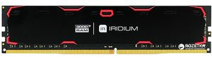 GOODRAM PLAY Black 8GB 2400MHz / DIMM / DDR4 / CL15