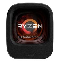 AMD Ryzen Threadripper 1920X @ 3.5GHz / 12C24T / 1.125MB L1 / 6MB L2 / 32MB L3 / Socket TR4 / Zen-Threadripper / 180W
