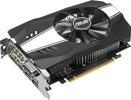 ASUS GeForce GTX 1060 / 1506-1708MHz / 3GB D5 8GHz / 192-bit / DVI, 2x HDMI, 2x DP