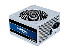 CHIEFTEC zdroj GPB-350S 350W / akt. PFC / 120mm fan / 85+ / bulk
