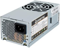 CHIEFTEC zdroj SMART GPF-250P/ 250W/ 80mm fan / akt.PFC / 80PLUS Bronze
