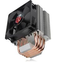 Bazar - RAIJINTEK Aidos Black / 92 mm / Sleeve Bearing / 2200 RPM / Intel + AMD