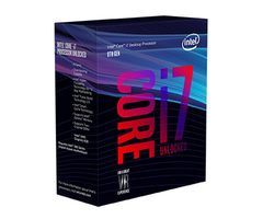 Intel Core i7-8700K @ 3.7GHz / TB 4.7GHz / 6C12T / 32kB 256kB 12MB / UHD Graphics 630 / 1151 / Coffee Lake / 95W
