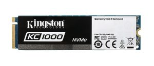 Kingston KC1000 960GB / NVMe M.2 / R: 2700MBs / W: 1600 MBs