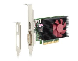 HP GeForce GT 730 2GB / 902MHz / 2GB 1800MHz / 64bit / DP+DVI