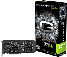 Gainward GeForce GTX 1070 Ti 8GB / 1607-1683MHz / 8GB D5 4GHz / 256-bit / DVI + HDMI + 3x DP / 180W (8)