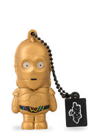Tribe 16GB STARWARS C-3PO / Flash Disk / USB 2.0