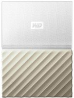 "WD My Passport Ultra 3TB bílo-zlatá / HDD / 2.5"" / NTFS / USB 3.0 / 3y"