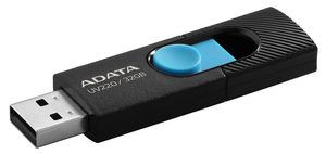 ADATA UV220 32GB černo-modrá / Flash Disk / USB 2.0