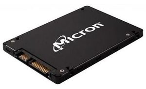 "Micron 1100 1TB / 2.5"" / SATA III / TLC / R:530 MBps / W:500 MBps / IOPS 92K 83K / 1.5mh / 3y"