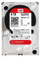 "WD Red Pro 6TB / HDD / 3.5"" SATA III / 7 200 rpm / 256MB cache / 5y"