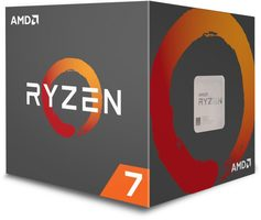 AMD RYZEN 7 2700 @ 3.2GHz / Turbo 4.1GHz / 8C16T / 4MB L2 16MB L3 / AM4 / Zen + / 65W