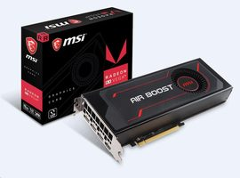 MSI RX Vega 56 Air Boost / 1138-1474 MHz / 8GB HBM2 / 2048-bit / HDMI + 3xDP
