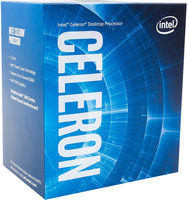 Intel Celeron G4920 @ 3.2GHz / 2C2T / 64kB 512kB 2MB / UHD Graphics 610 / 1151 / Coffee Lake / 54W