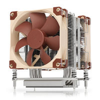 Noctua NH-U9 TR4-SP3 / 2x 92mm / SSO2 Bearing / 22.8 dB @ 2000 RPM / 78.9 m3h / AMD TR4 & SP3