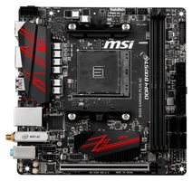 MSI B450I GAMING PLUS AC / AMD B450 / DDR4 /  SATA III RAID / M.2 / USB / GLAN / sc.AM4 / mini-ITX