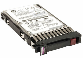 "HP Enterprise 300GB / 2.5"" / 10 000 RPM / 6Gbs SAS / Hot-Swap / Interní / Refurbished"