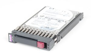"HP Enterprise 146GB / 2.5"" / 15 000 RPM / 6Gbs SAS / Hot-Swap / Interní / Refurbished"