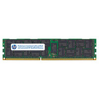 HP Enterprise 8GB DDR3 1600MHz / PC3-12800R / ECC / CL11 / DIMM / 1.5V / SingleRank x4 / Refurbished
