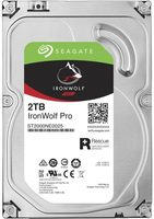 "Seagate IronWolf Pro 2TB / HDD / 3.5"" SATA III / 7 200 rpm / 128MB cache / 5y"