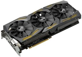 ASUS STRIX-GTX1060-A6G-GAMING / 1646-1873MHz / 6GB D5 8GHz / 192-bit / DVI + 2x HDMI + 2x DP / 120W (8)
