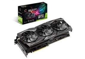ASUS ROG Strix GeForce RTX 2080 Ti Advanced Ed. 11GB / Mhz / 11GB GDDR6 14GHz / 352-bit / USB-C+HDMI+2x DP / (8+8)