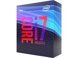 Intel Core i7-9700K @ 3.6GHz / TB 4.9GHz / 8C8T / 32kB 256kB 12MB / UHD Graphics 630 / 1151 / Coffee Lake / 95W