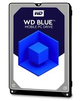 "WD Blue 2TB / HDD / 2.5"" SATA III / 5 400 rpm / 128MB cache / 7mm / 2y"