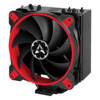 ARCTIC Freezer 33 eSports ONE červená / 120 x 120 mm / do 1800 RPM / 24.4 dB / pro Intel a AMD / max. TDP 320W