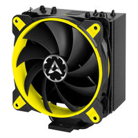 ARCTIC Freezer 33 eSports ONE žlutá / 120 x 120 mm / do 1800 RPM / 24.4 dB / pro Intel a AMD / max. TDP 320W