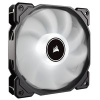 Corsair Air Series AF140 LED (2018) bílá / 140 mm / 26 dB @ 1150 RPM / 62 CFM