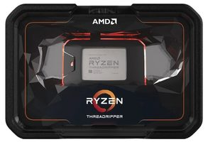 AMD RyzenThreadripper 2920X @ 3.5GHz / Turbo 4.3GHz / 12C24T / L1 1MB L2 6MB L3 32MB / TR4 / Zen-Threadripper / 180W