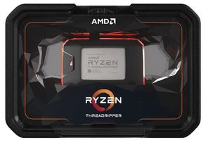 AMD RyzenThreadripper 2970X @ 3GHz / Turbo 4.2GHz / 24C48T / L1 2.5MB L2 12MB L3 64MB / TR4 / Zen-Threadripper / 250W