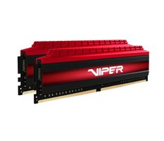 Patriot Viper 4 16GB Kit (2x 8GB) 3400 MHz červená / DDR4 / 16-18-18-36 / 1.35 V / XMP