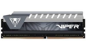 Patriot Viper Elite 8GB 2400 MHz šedá / DDR4 / 16-16-16-39 / 1.2 V / XMP