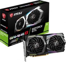 MSI GeForce GTX 1660 Ti GAMING X 6G / 1875 MHz / 6GB GDDR6 12GHz / 192-bit / HDMI + 3x DP / 130W (8)